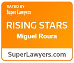 Super Lawyers Badge - Miguel R Roura